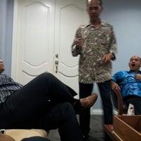 Photo taken at Pejabat D.U.N & Majlis Mesyuarat Kerajaan by Ariff A. on 6/5/2014