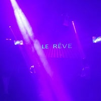 Photo taken at Le Rêve Club by Kelly B. on 2/16/2014