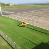 Photo taken at Tottori Airport (TTJ) by c4macaron on 7/18/2013
