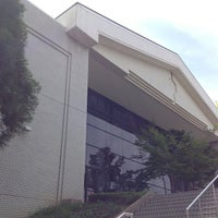 Photo taken at 須坂市文化会館 メセナホール by c4macaron on 8/3/2013