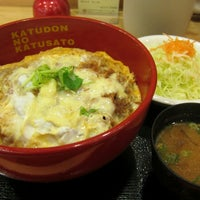 Photo taken at かつさと 船越バイパス店 by Tico R. on 3/26/2014
