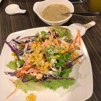 Photo taken at Lotus Vegetarian Restaurant by Beryl O. on 11/6/2017
