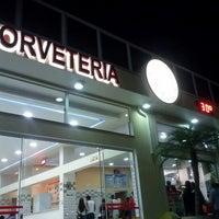 Photo taken at Sorveteria Sergel by João Renato L. on 12/6/2012