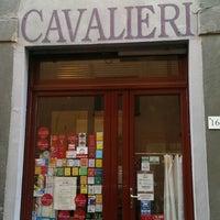 Photo taken at Osteria dei Cavalieri by Klaske d. on 6/5/2014