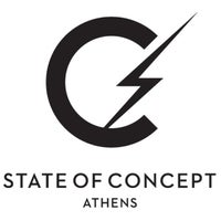 Photo taken at State of Concept by Ανιδιοτελής Αγάπη Μ. on 4/3/2014
