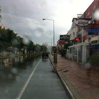 Photo taken at İsmet Gökşen Caddesi by Emine Selçuk K. on 1/26/2014