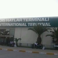 4/29/2013 tarihinde Aycan Avcıziyaretçi tarafından Dış Hatlar Terminali'de çekilen fotoğraf