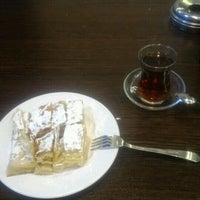 Photo taken at keleşoğlu börekçisi by Cihan T. on 10/25/2016
