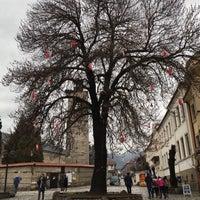 Photo taken at Банско (Bansko) by Rabia T. on 3/9/2017