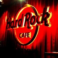 Photo taken at Hard Rock Café by Dhruv A. on 10/13/2012