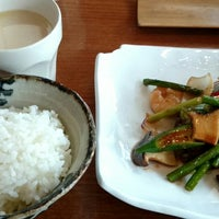 Photo taken at 食楽中華 空林 by cube 8. on 8/10/2014