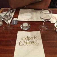 Photo taken at Aperto Chiuso by Magali P. on 9/21/2016
