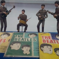 Foto tirada no(a) exposicion the beatles por Grifin B. em 3/9/2014