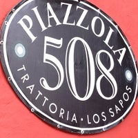 Photo taken at Piazzola 508 Trattoria by Fernando G. on 6/30/2014