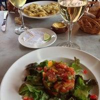 Photo taken at Grand Café de la Poste by Mila on 8/4/2013
