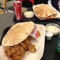 Das Foto wurde bei RISA Chicken von Monica Z. am 2/2/2013 aufgenommen