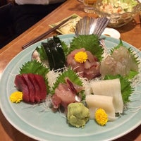 Photo taken at 和食 青葉 by Kimico on 4/11/2014