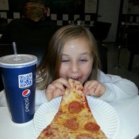 Photo taken at Michaelangelo's Pizza by Eric W. on 2/12/2013