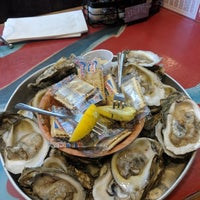 Photo taken at Molly's Seafood Shack by Julie M. on 11/20/2017