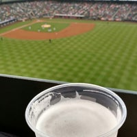 Photo taken at The Rooftop @ Coors Field by Julie M. on 7/8/2015