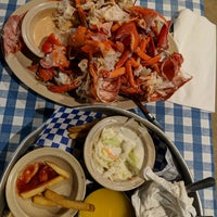 Photo taken at Molly's Seafood Shack by Julie M. on 11/23/2017