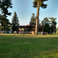 Photo taken at Torpy Park by Julie M. on 7/24/2015