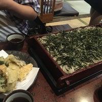 Photo taken at Suzakaya Soba by ゆき on 5/27/2017