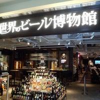 Photo taken at World Beer Museum by Miyuki K. on 7/26/2013
