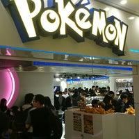Photo taken at Pokémon Center Mega Tokyo by Sakehiro H. on 12/14/2014