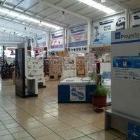 Photo taken at Ferretubos by Oliver Santiago R. on 9/14/2012