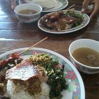 Photo taken at Babi Guling Gemah Ripah by Mirah T. on 10/28/2012