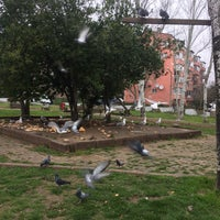 Photo taken at 75. Yıl Parkı by İbrahim Y. on 3/2/2018