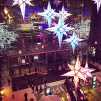 Photo taken at The Shops at Columbus Circle by May L. on 12/16/2012