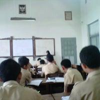 Photo taken at SMK N 2 Yogyakarta by Dheo K. on 11/9/2013