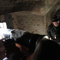 Photo taken at Fort Sint Pieter by Hamano T. on 2/11/2018