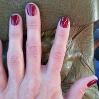 Photo taken at DV Nails by Julia S. on 12/18/2015