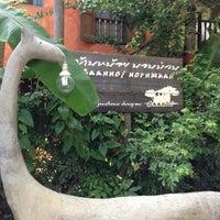 Photo taken at Baannoi Nornmuan by Sarun P. on 12/22/2012