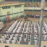 Photo taken at SMA Santo Kristoforus 1 by BORZOi H. on 2/16/2014