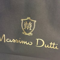 Photo taken at Massimo Dutti by Alexander R. on 4/9/2015