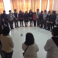 Photo taken at Facultad de Ciencias Empresariales by Valentina A. on 10/2/2013