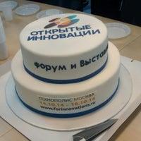 "Photo taken at Фонд ""Форум Инноваций"" by Natalia G. on 10/22/2014"