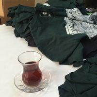 Photo taken at Örnek Tekstil by Rıza U. on 8/13/2016