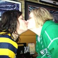 Photo taken at Tom Reid's Hockey City Pub by Bryan M. on 4/6/2013
