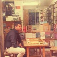 Photo taken at babil kitap cafe by Ayça S. on 11/6/2013