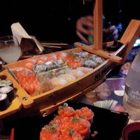 Photo taken at Kumo Sushi by Laura R. on 9/30/2014