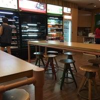 Photo taken at Sushi Kiosk by J 짐. on 7/29/2016