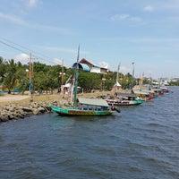 Photo taken at Pantai Indah by J 짐. on 3/5/2015