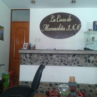 Photo taken at La Casa De Manuelita by Danny D. on 3/11/2014