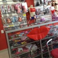 Photo taken at Fantasias de Amor Sex Shop by Karolina R. on 5/21/2014