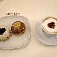 Photo taken at Donutspot by DonutSpot F. on 11/19/2013